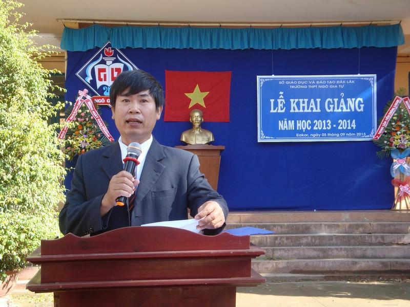 Thầy Trần Thanh Minh