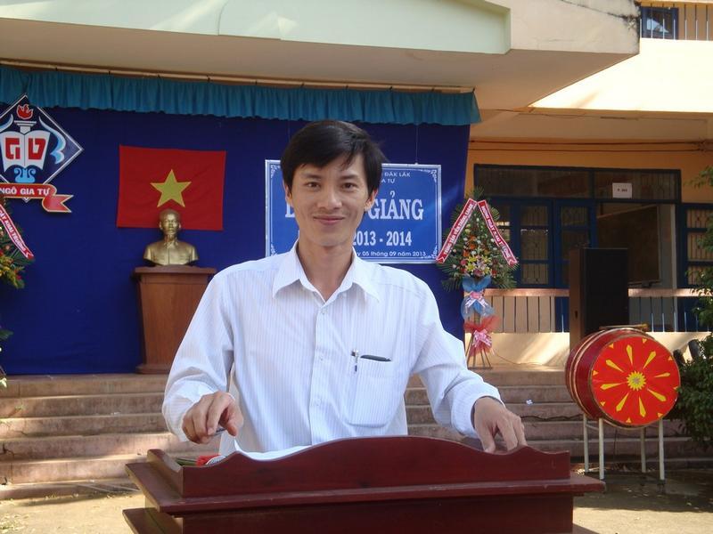 Thầy Huỳnh Bảo Luân