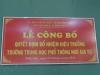 00._Le cong bo Quyet dinh bo nhiem Hieu truong - DSC_9853