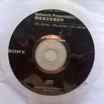 Driver wifi cho máy chiếu Sony VPL-DX146 / VPL-DX126 / VPL-DW126