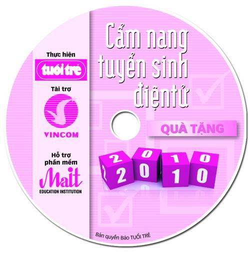 CD Tuyển sinh 2010